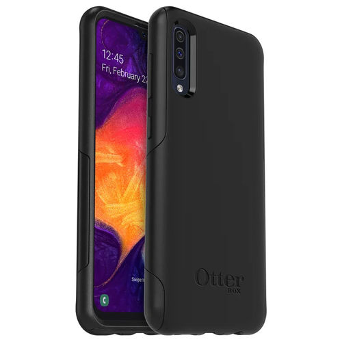 OtterBox Commuter Lite Shockproof Case for Samsung Galaxy A50 - Black